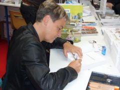 Foire du livre de Brive 2009