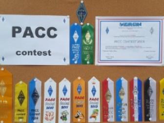 PACC contest contest van de VERON in het 2e weekend februari