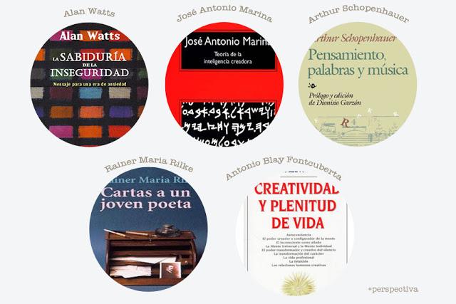 """5 libros """"raros"""" que transformarán tu perspectiva creativa"""