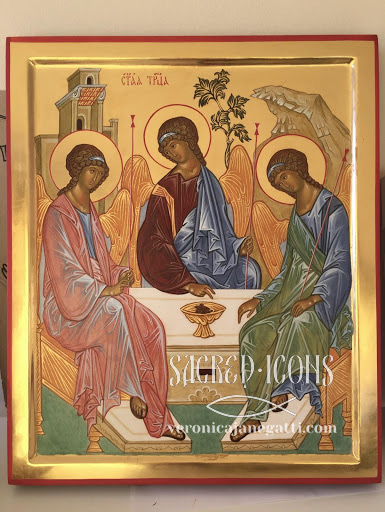 The Holy Trinity, 2019.