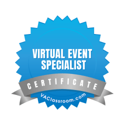Virtual Event Specialist Certification