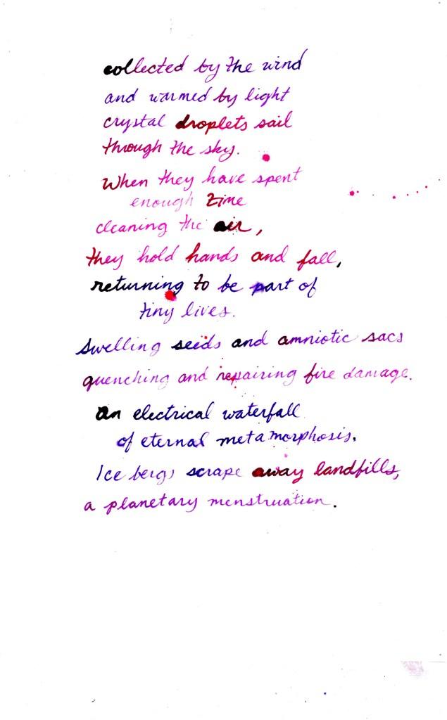 Veronica Reeves poetry