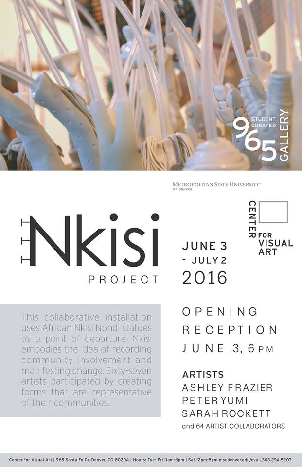 The Nkisi Project: 965 Gallery at the Center for Visual Art, Denver, CO, USA