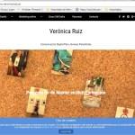 Web Verónica Ruiz