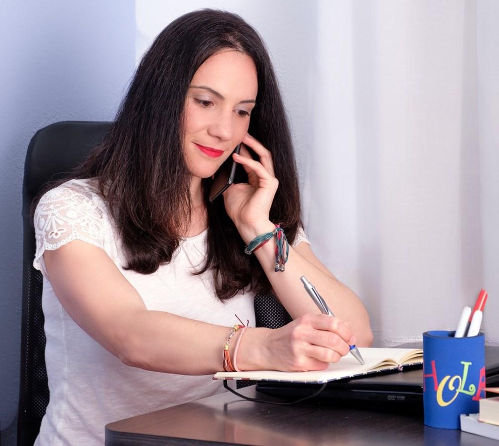 Rosario Peiró formadora en marketing digital