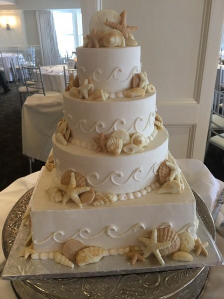 Veronica S Sweetcakes Beach And Nautical Cakes