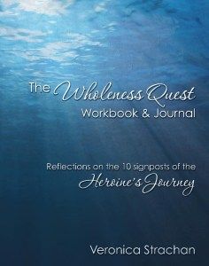 Wholeness Quest Workbook & Journal Front Cover