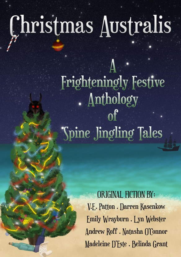 A Frighteningly Festive Anthology of Spine Jingling Tales