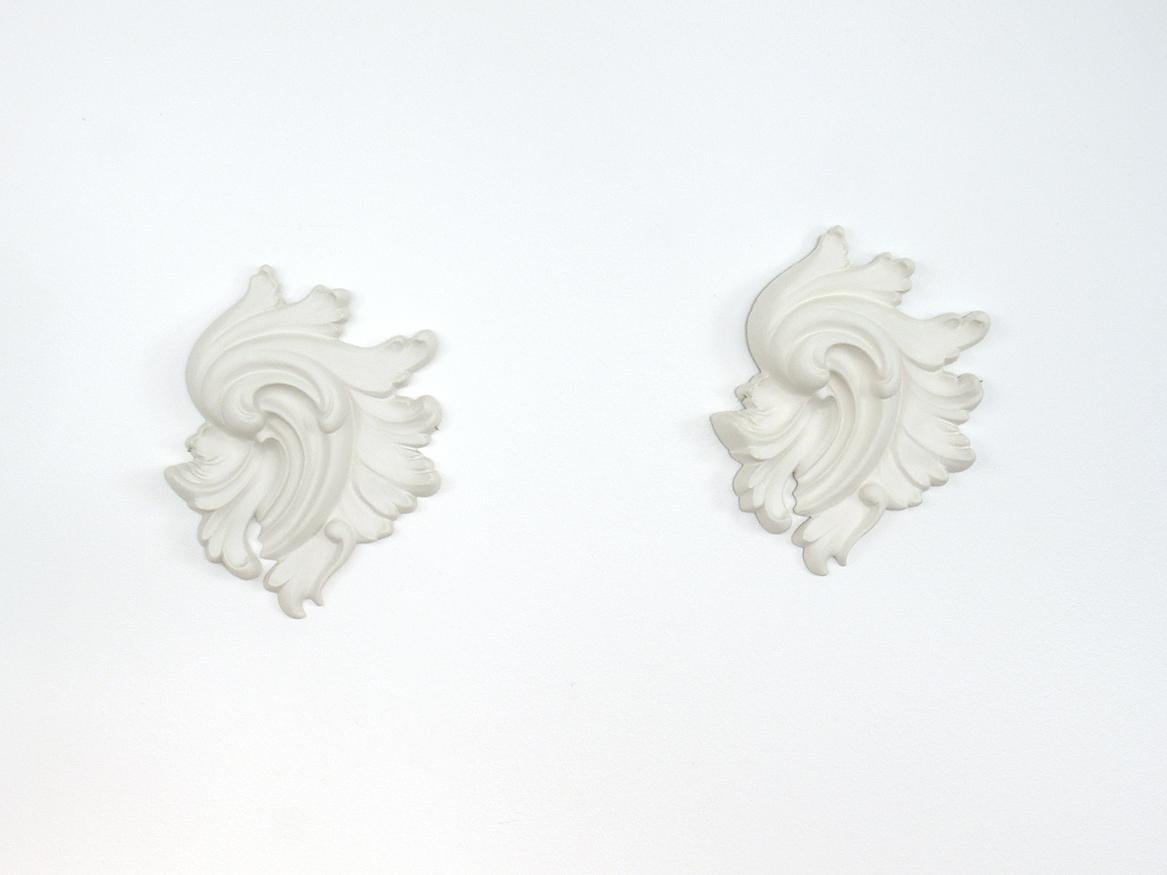 'Two Waveforms', Veronica Wilton