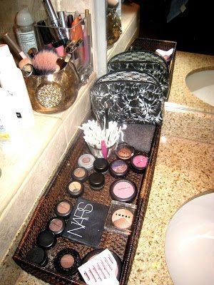 Makeup & Product Organization 101