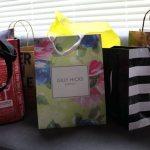 Weekend Shopping: Pre-Birthday Haul