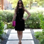What I Wore: Dinner at Smith & Wollenskys