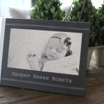 Harper's Newborn Photo Album