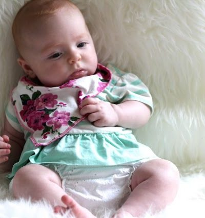 Baby Girl Style from Joules USA (adorableness within!)