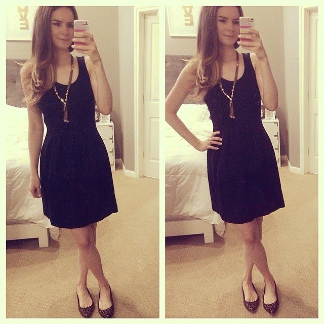 The Perfect [Navy] Dress