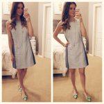 Summer Dress + Flats