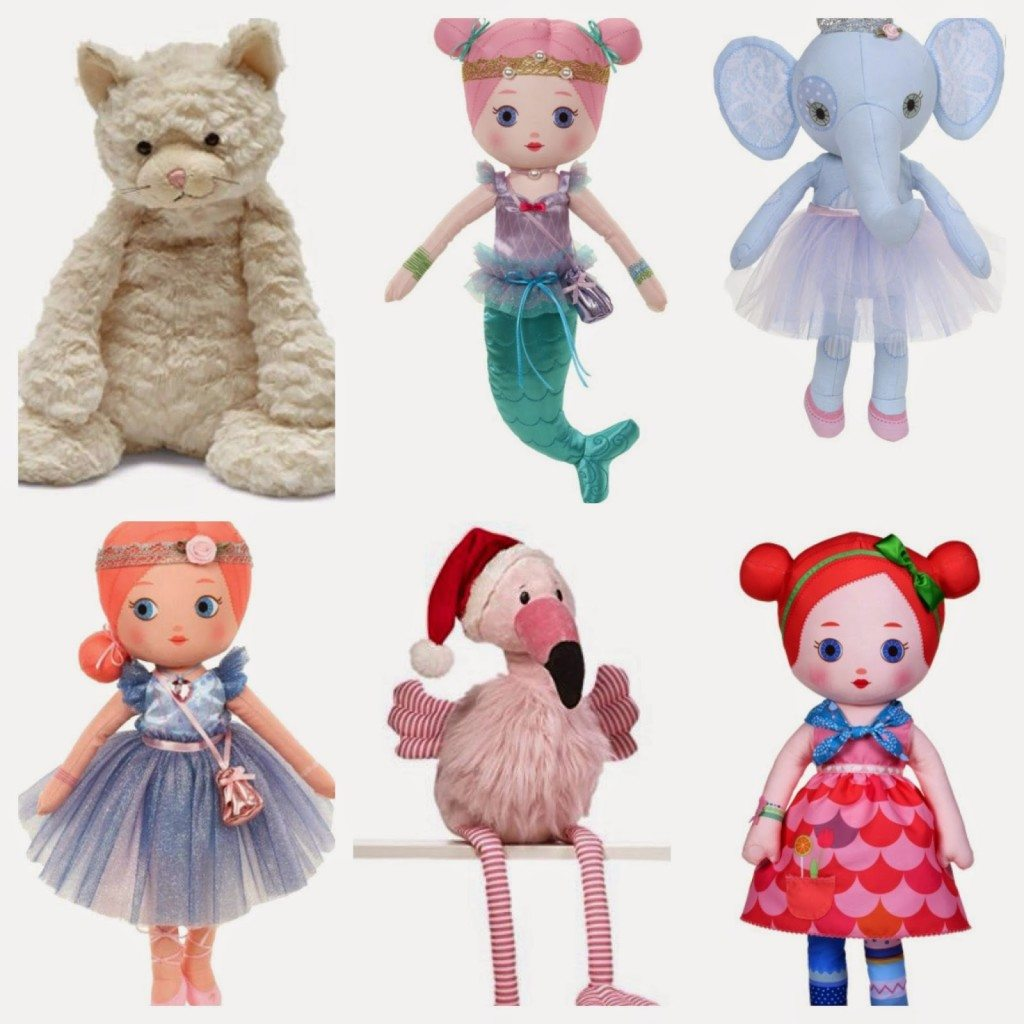 Holiday Gift Guide: Toddler Girl - Veronika\'s Blushing
