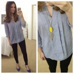 The Corded Popover Tunic