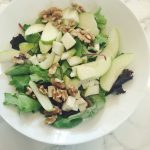 Sweet Summer Salad w/ Raspberry Vinaigrette