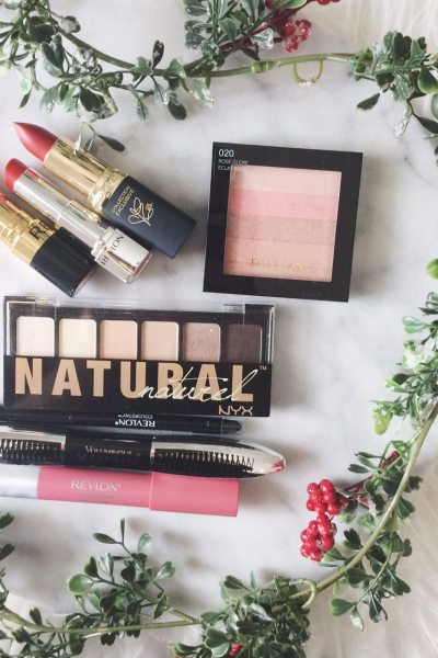 Holiday-Ready Makeup Look with H-E-B