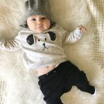 Lincoln Grey: Three Months Old