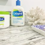 Gentle Cleansing with Cetaphil