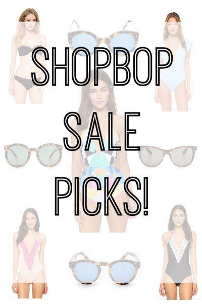ShopBop Sale Picks!