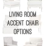 Living Room: Accent Chairs & Updates
