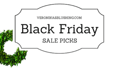 Black Friday 2016 Sales & My Picks!