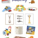 Holiday Gift Guide for Toddler Boys & Girls