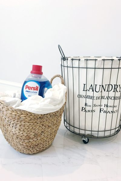 Laundry Hacks + How to Get Out Tough Stains