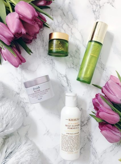 Spring Beauty Favorites – Skin Care + Makeup