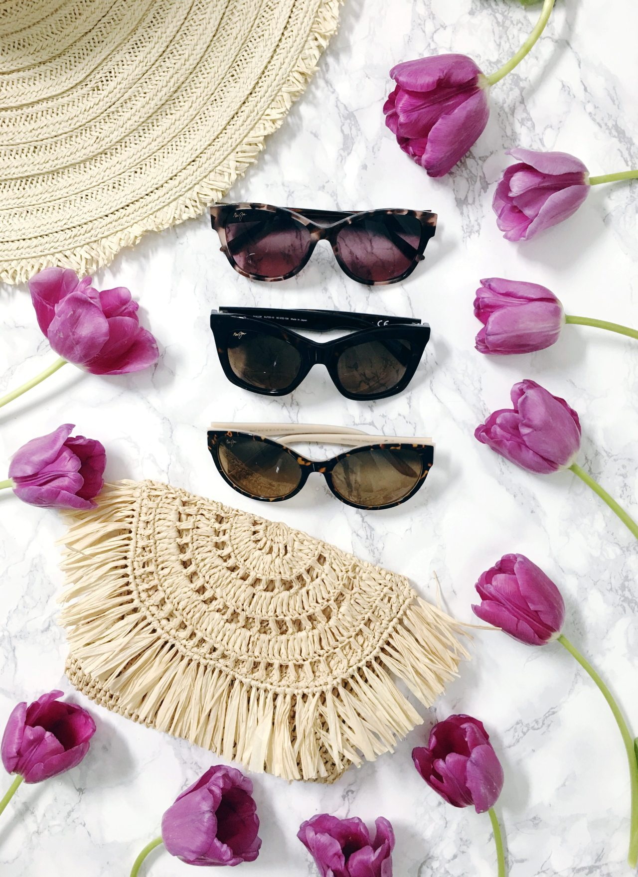 Five Reasons You Should Wear Sunglasses + Three Pairs I Love