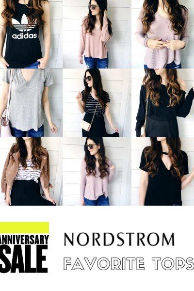 Nordstrom Anniversary Sale 2017: My Favorite Tops