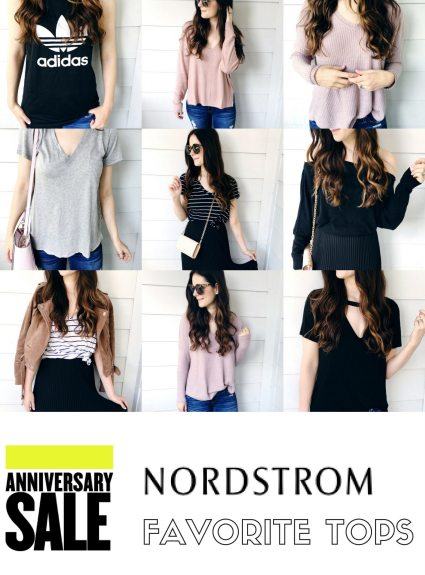 Nordstrom Anniversary Sale 2017: My Favorite Tops