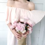Ballet Slipper Pink Off-the-Shoulder Tunic