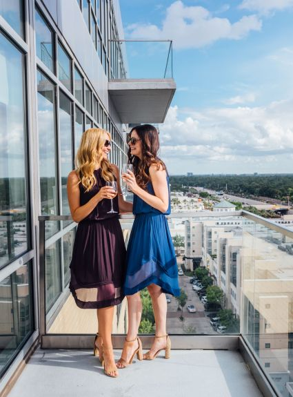 Girls' Night with Ramy Brook + Ramy Brook Fall Collection