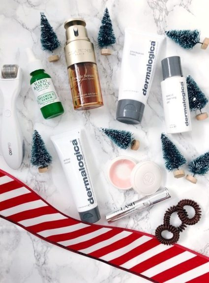 My Night Time Skin Care Routine + Microneedling Update