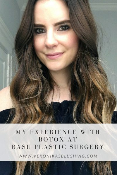 All About Botox & My Experience at Basu Plastic Surgery in Houston