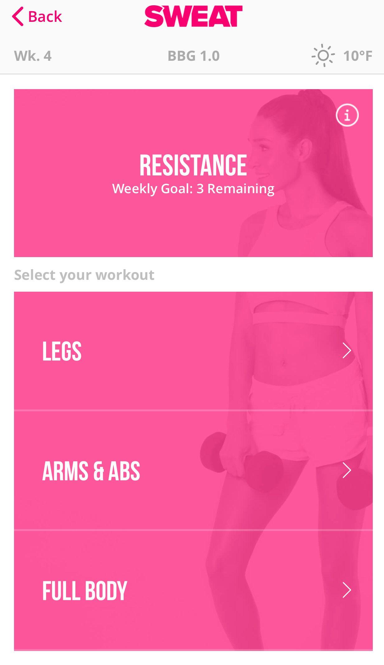 Kayla Itsines Workout Plan Pdf 2.0