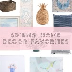 Spring Home Decor Finds You'll Love!