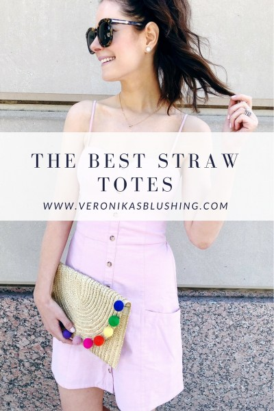 The Best Straw Totes