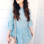 April's Top 10 Purchases + The $25 Eyelet Dress You Need for Summer