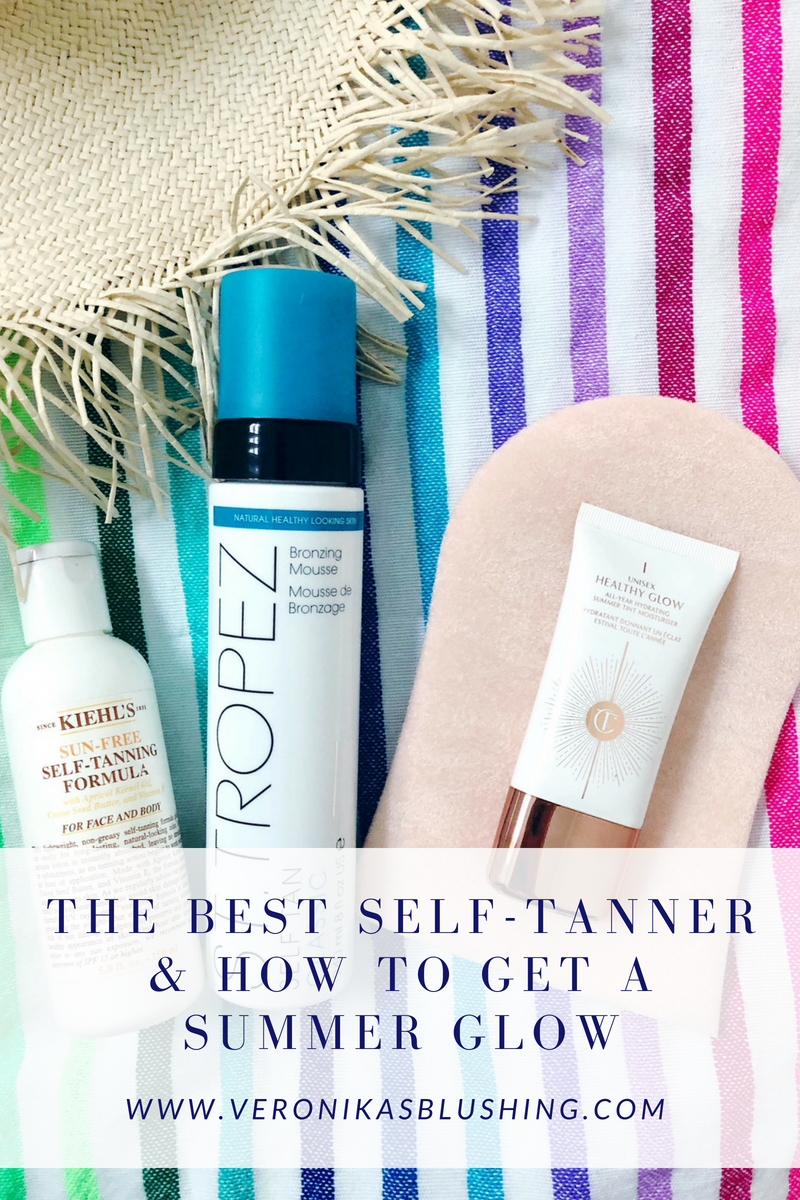 The Best Self-Tanners & Glowing Summer Skin Products