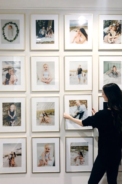 All About Our Gallery Wall