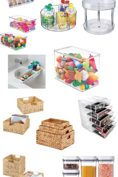 My Favorite Home Organizing Products