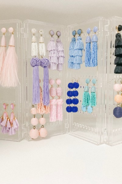 How To Store Your Statement Earrings