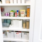 How to Organize Your Pantry in An Hour (Or Less!)