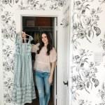 How I Purge & Organize My Closet