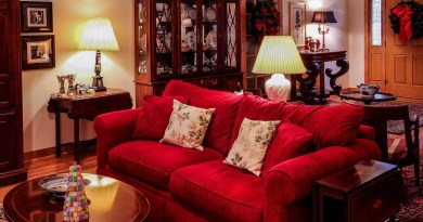 ajouter un tapis dans le salon